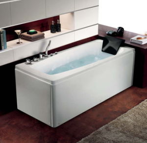 Whirlpool Bathtub with Ce, Acs, Saso, ETL Certification pictures & photos