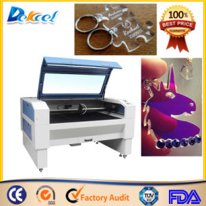 Acrylic Decoration CNC Cutting Machine Reci 100W CO2 Laser Cutter pictures & photos