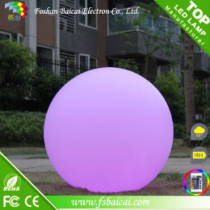 DMX Waterproof Illuminate Solar Floating Light LED Ball pictures & photos