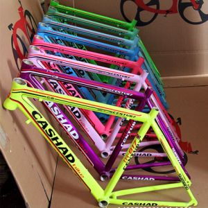Popular Colorful Aluminum Alloy Adult Bike Frames (ly-a-180) pictures & photos