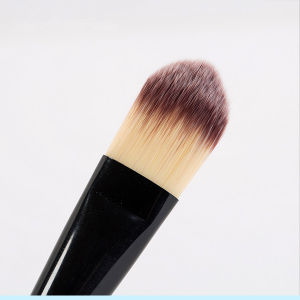 Professional 1piece Synthetic Hair Cosmetic Foundation Brush pictures & photos