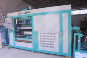 Full Automatic Plastic Blister Vacuum Forming Machinery pictures & photos