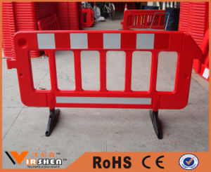High Quality Durable Plastic Traffic Safety Road Barrier pictures & photos