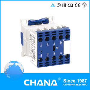 Industrial Controls Coil Auxiliary Circuit 3phase 12AMP AC Mini Contactor pictures & photos