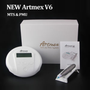 Semi-Permanent Makeup Machine Artmex V6 pictures & photos