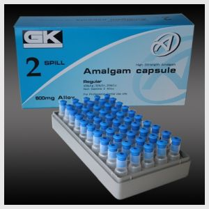 High Quality Gk Dental Amalgam Capsules Material (CE & ISO) pictures & photos