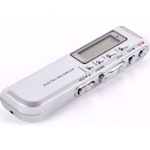 HiFi Stereo Music MP3 Player Audio Earphone Output Mini Recorder pictures & photos