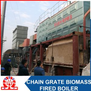 Chain Grate Steam Fire and Water Tube Boiler pictures & photos