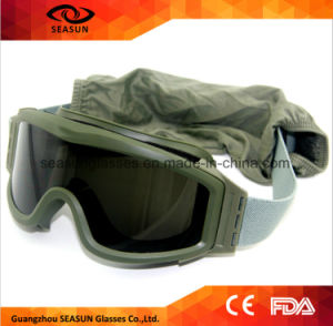 Military Shooting Night Vision Safety Goggles pictures & photos