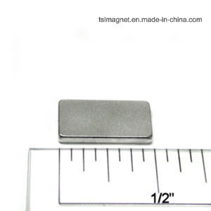 High Performance Sintered Rectangle Permanent NdFeB Magnets pictures & photos
