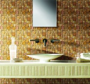Nobel Design of Ceramic Mosaic Tile with Cheap Price (AJLST-313) pictures & photos