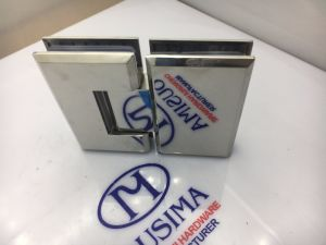 180 Degree Glass Hinge Made by Stainless Steel pictures & photos