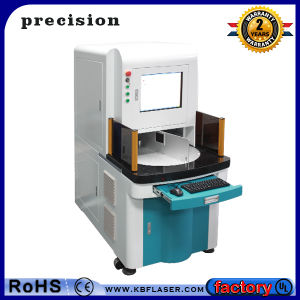 17 W Precise UV Laser Cutting Machine for Soft Material pictures & photos