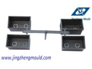 PVC Junction Box Mould pictures & photos