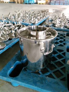 10 Gallon Stainless Steel Drum pictures & photos