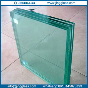 Green Laminated Safety Glass for Curtain Wall pictures & photos