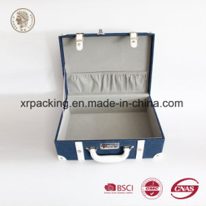 Jean Cloth Travel Box pictures & photos