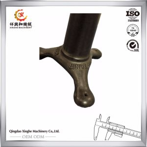 Iron Cast Foundry Shell Cast Iron Bench Legs pictures & photos