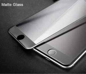 3D Full Protection Frosted Glass Matte Glass Tempered Glass Screen Protector for iPhone 7