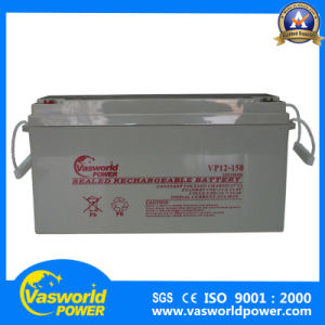 Car Battery Industrial AGM 12V150ah Long Life Battery-Sealed Lead Acid Battery 12V 150ah Solar Gel Battery pictures & photos