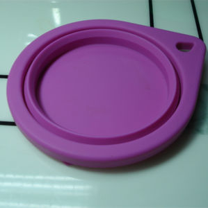 Eco-Friendly Silicone Container with Lid pictures & photos