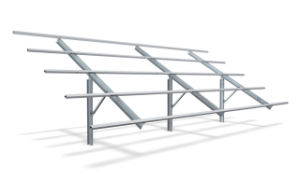 Grid Tied Industrial Solar Ground Mounting System pictures & photos