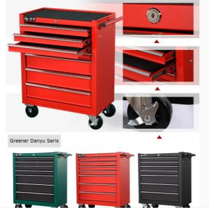 Roller Tool Box with Hand Tools Set pictures & photos