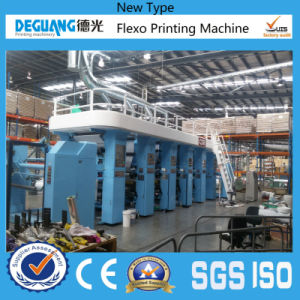 Xyra-1300 6colors Flexo Printing Machine pictures & photos