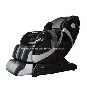 New L-Track Zero Gravity Home Shiatsu Massage Chair pictures & photos