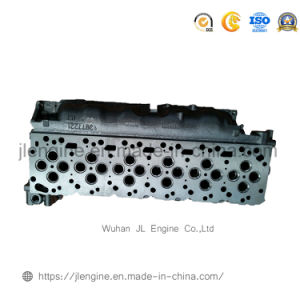 4936081 3977221 Isde 6D Qsb6.7 Engine Spare Parts Cylinder Head pictures & photos