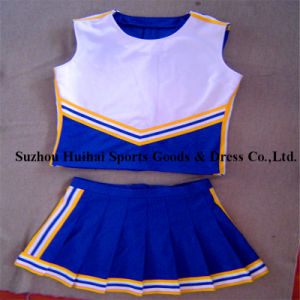 2017 Customizable Cheering Uniforms pictures & photos