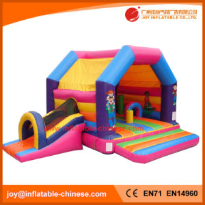 2017 Blow up Inflatable Jumping Castle for Kids Party (T3-019) pictures & photos
