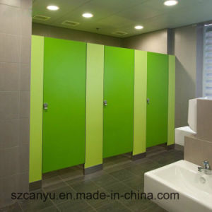 Movable Aluminium Toilet Partition Wall pictures & photos