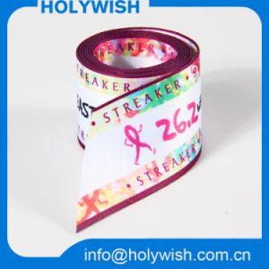 Wholesales Custom Nylon Ribbon with Logo and Picture Printed pictures & photos