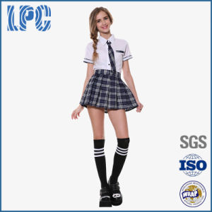 2017 Summer Hot-Selling School Uniform pictures & photos