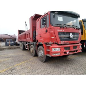 Used Sinotruck Hoka Dump Truck 8*4 pictures & photos