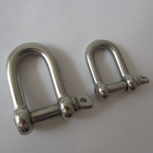 Stainless Steel JIS Dee Shackle pictures & photos
