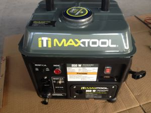 Small Power Hand 2 Stroke Generator Set/950 Gasoline Generator pictures & photos