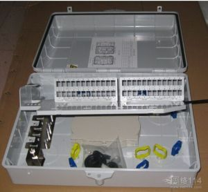 48 Core Optical Fiber Splitter Box