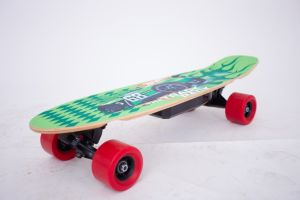 Customized 4 Wheels Mini Penny Board Electric Remote Skateboard pictures & photos