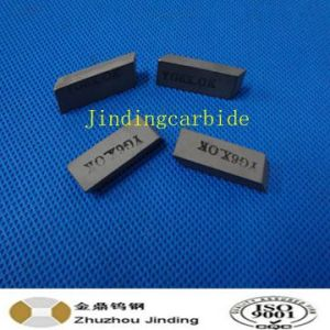Tungsten Carbide Cutting Tips for Cutting Use pictures & photos