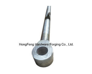 Custom Made Forging Excavator Hydraulic Cylinder Piston Rod pictures & photos