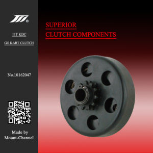 Reliable Reputation 11t Kdc Clutch for Go Kart &Mini Bike pictures & photos