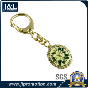 Customer Design Metal Keychain Free Artwork pictures & photos