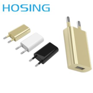 Mini Single USB Home Charger with 1 USB Port pictures & photos