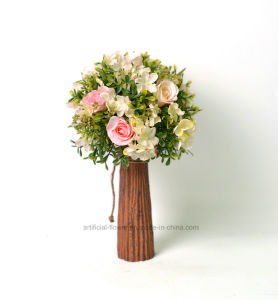 Hot Selling Rose Bouquet Flower for Wedding or Decoration pictures & photos