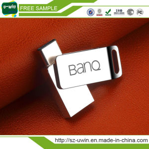 Best Selling USB 3.0 Type C USB OTG Flash Drive with Custom Logo pictures & photos