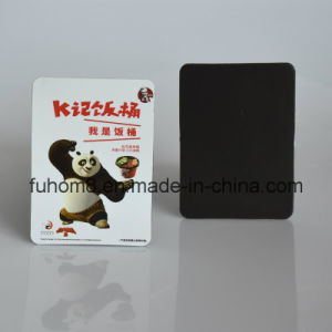 Custom H-Quality Printed PVC Souvenir Magnet for Promotion Gift pictures & photos