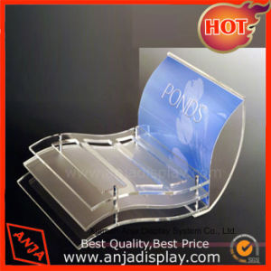 Acrylic Cosmetic Display Stand pictures & photos