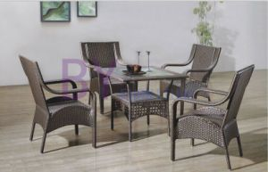 Luxury European Style Classic Outdoor PE Rattan Patio Furniture Set pictures & photos